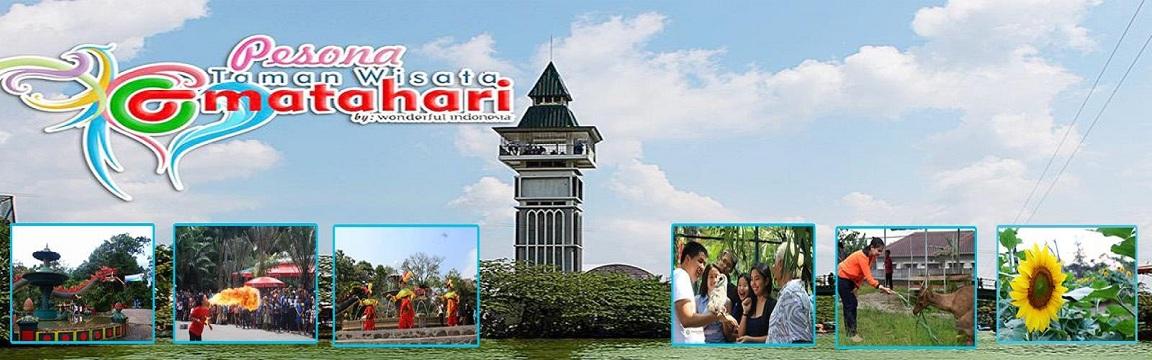 menara pandang taman wisata matahari