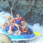 Sensasi Arung Jeram di Sungai Ciliwung
