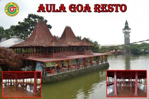 aula goa resto paket one day tour