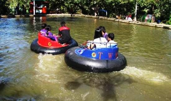 wahana-bumperboat-taman-matahari