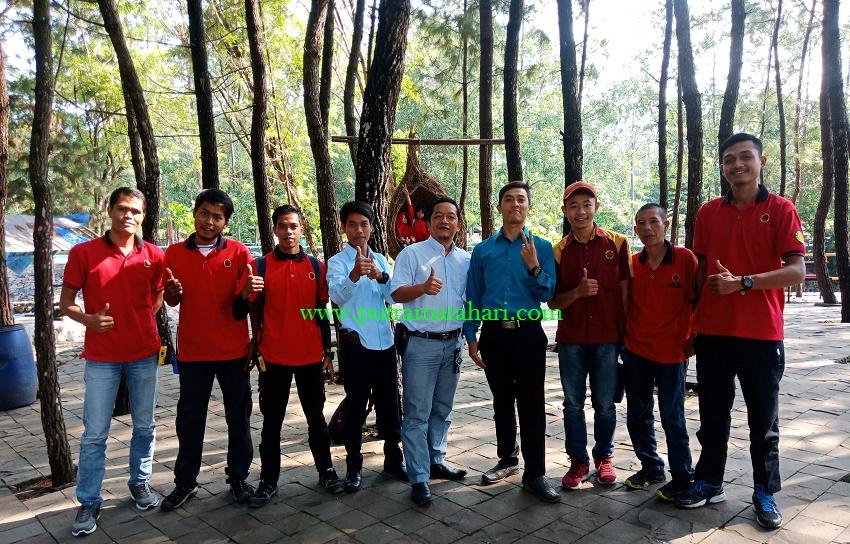 Team Putra Matahari Outbound 2019